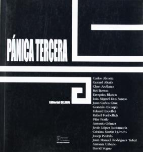 pánica tercera